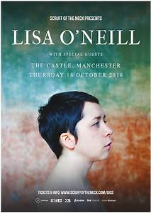 Scruff of the Neck Presents Lisa O'Neill - The Castle Hotel