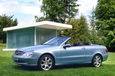 Mercedes-benz Clk Cabriolet Review (2003