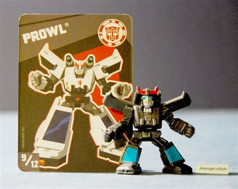 Transformers Tiny Titans Series 1 Robots In Disguise 9/12