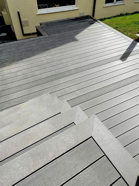 composite decking board installation gallery wpc decking