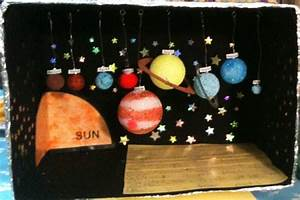 School on Pinterest | Solar System, Dioramas and Solar ...