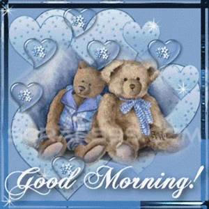 Good Morning Wishes With Teddy Pictures, Images