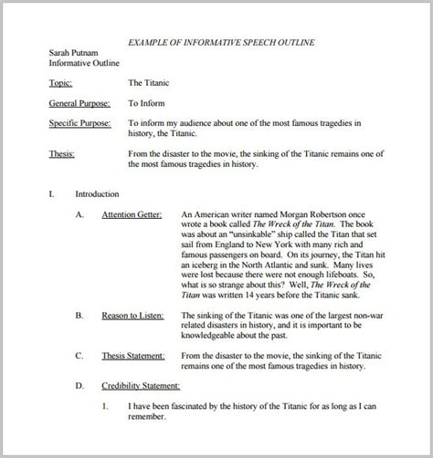 Outline Of A Resume by Sle Outline Of A Resume Resume Resume Exles