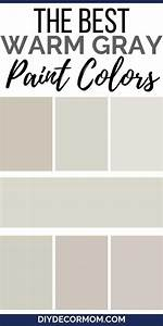 Warm, Gray, Paint, Colors, 11, Perfect, Neutral, Gray, Paints, For