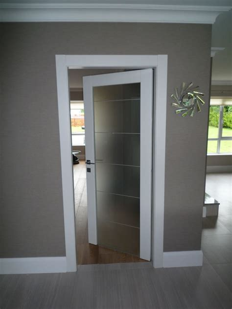 image result  modern white door architraves