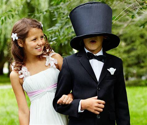 kinderkleidung fuer die hochzeit hochzeitsportal