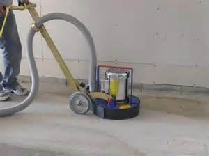 concrete floor grinder great clean site floor removal