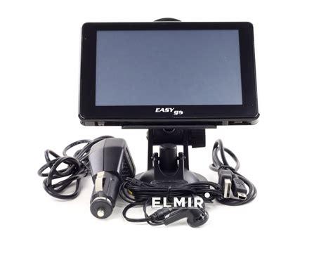 GPS навигатор EasyGo 505i+ купить недорого: обзор, фото ...