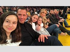 Family Selfie from Jennifer Lopez and Alex Rodriguez's