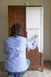 enduit preparation meuble bois avant peinture effet patine With enduit sur bois avant peinture
