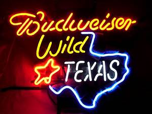 Wiki Neon Sign Blog King Beers Budweiser e of