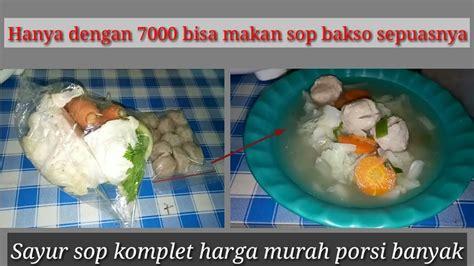 Lalu buang airnya dan cuci bersih ceker. Resep membuat sayur sop bakso dari sayuran sop komplet - YouTube