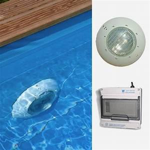 Eclairage Piscine Bois : kit clairage pour piscine bois achat vente douche ~ Edinachiropracticcenter.com Idées de Décoration