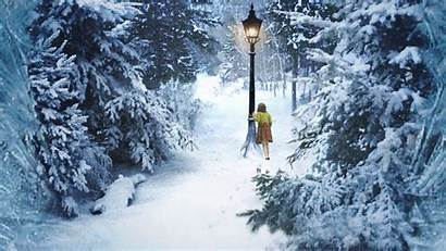 Narnia Chronicles Wallpapers Background Lucy Artwork Desktop