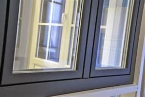 Fenetre Aluminium Gris Anthracite : fino craeye ramen en deuren ~ Melissatoandfro.com Idées de Décoration