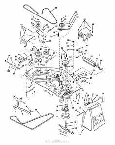 Ayp  Electrolux Pp20h50ja  1994  Parts Diagram For Mower Deck