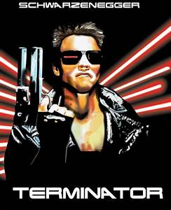 Terminator 1984 poster by retrophile1980 on deviantART