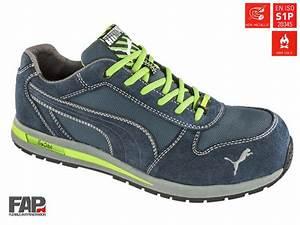 Chaussures De Securite Puma : chaussures de s curit airtwist s1p hro src puma 643040 debonix ~ Melissatoandfro.com Idées de Décoration