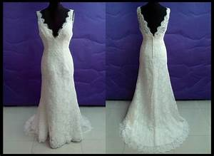 simple lace wedding dress in vintage wedding dresses long With simple ivory wedding dresses