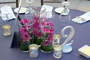 Orchideen Im Glas : orchideen tischdeko bezaubernder blickfang f r ihre ~ A.2002-acura-tl-radio.info Haus und Dekorationen