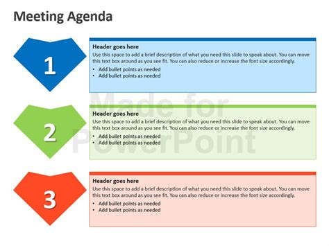 Conference Presentation Template Ppt by Meeting Agenda Business Ppt Slides