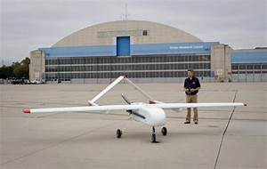 Unmanned NASA Aircraft Crashes During Science Mission ...