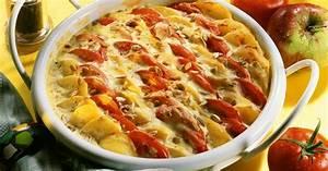 potato tomato casserole recipe eatsmarter