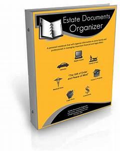 Estate documents organizer professional services for Estate documents organizer