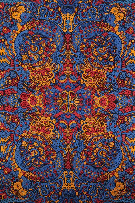 psychedelic liquid  tapestry psychedelic art
