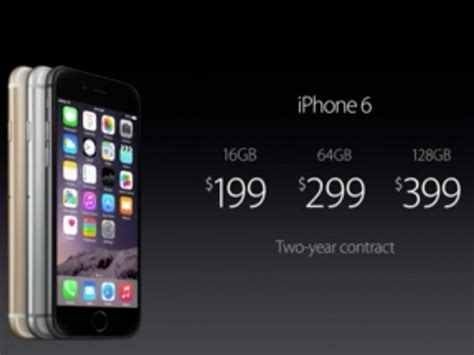 iphone 6 plus cost differences between the iphone 6 and iphone 6 plus
