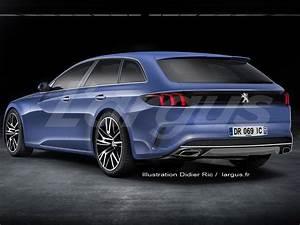 Peugeot Break 508 : peugeot 508 2 sw 2018 premi res photos et infos ~ Gottalentnigeria.com Avis de Voitures