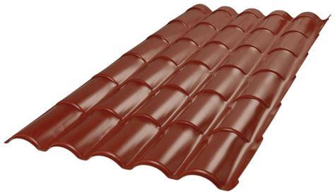 ordinaire tole ondulee pour abri de jardin 6 plaque couverture toit imitation tuile wasuk