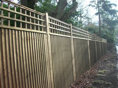 Trellis Fencing by Board Trellis Closeboard Fence Panels Clayton S
