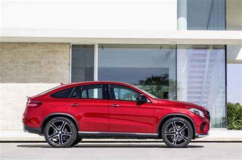 Gle 450 Mercedes 2016 by 2016 Mercedes Gle 450 Amg Coupe Side Photo Designo