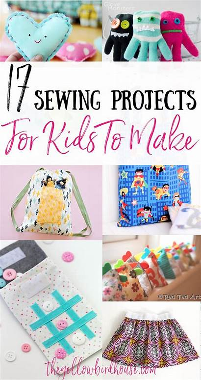 Sewing Projects Simple Easy Birdhouse Yellow Crafts