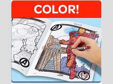 Crayola Color Alive Interactive Coloring Pages crayola