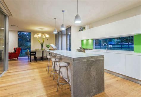 plan de travail cuisine en béton ciré top per cucine in cemento 20 piani di lavoro dal design