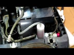 bissell 9400 05321c proheat 2x won t spray fix how to