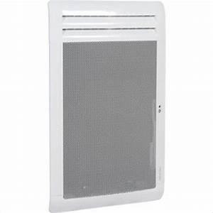 Radiateur Electrique Connecté : radiateur vertical tatou 2000w pilotage intelligent ~ Dallasstarsshop.com Idées de Décoration