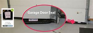Garage Gap : a garage door seal gap seal and threshold seal that mounts to the inside face of the door ~ Gottalentnigeria.com Avis de Voitures
