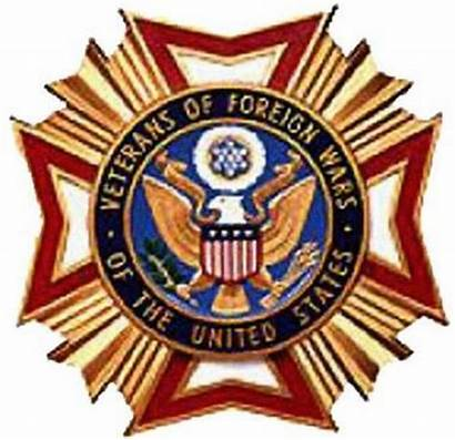 Vfw Auxiliary Emblem Ladies Clipart Veterans Foreign