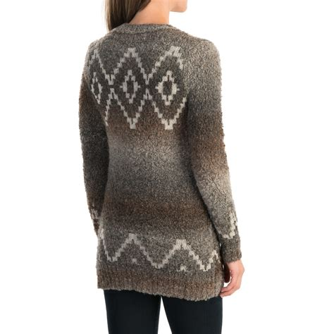 fair isle sweater womens woolrich roundtrip fair isle sweater for
