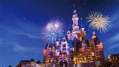 Disney Fireworks Background Hq Wallpapers