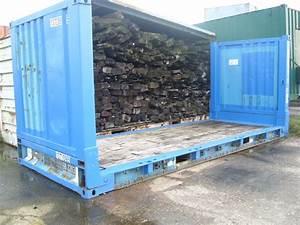 40 Container Gebraucht : bernhard pilz gmbh container vermietung verkauf reparatur flatrack seecontainer ~ Markanthonyermac.com Haus und Dekorationen