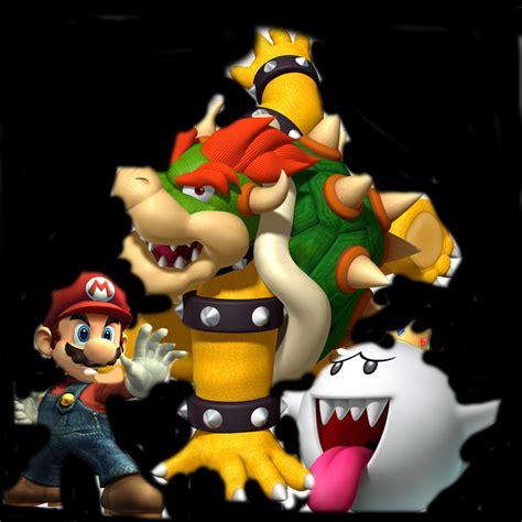 Mario Vs Bowser Cake Ideas And Designs