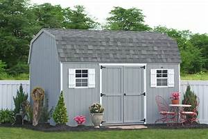 buy a outdoor vinyl sided storage shed from the amish With amish built barn cost