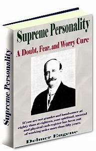 Supreme Persona... Delmer Eugene Croft Quotes