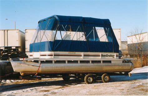 Bennington Pontoon Boat Enclosures by 53 Pontoon Tent Bennington Cer Enclosure Quot