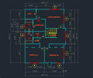 house floor plans with basement spec home autocad documents on behance