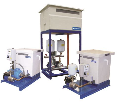 Xylem Applied Water Systems – United Kingdom Mini Cold ...